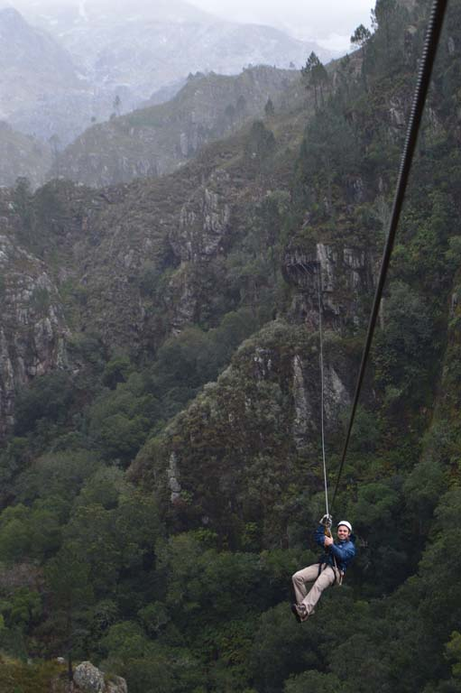 Sunset & starlight zipline: a magical adventure!