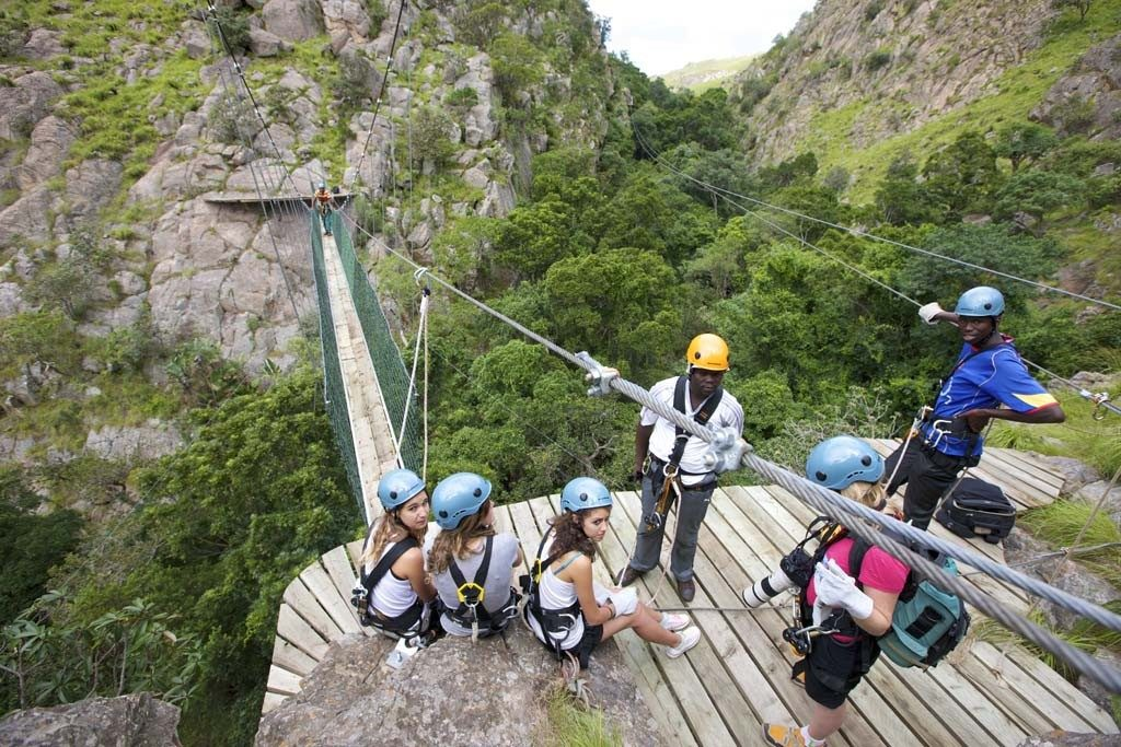 Canopy Tours celebrates 10 years of playing Tarzan