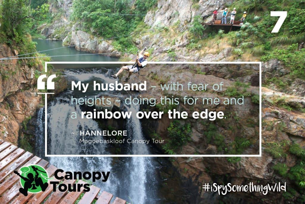 #7 Magoebaskloof Canopy Tour