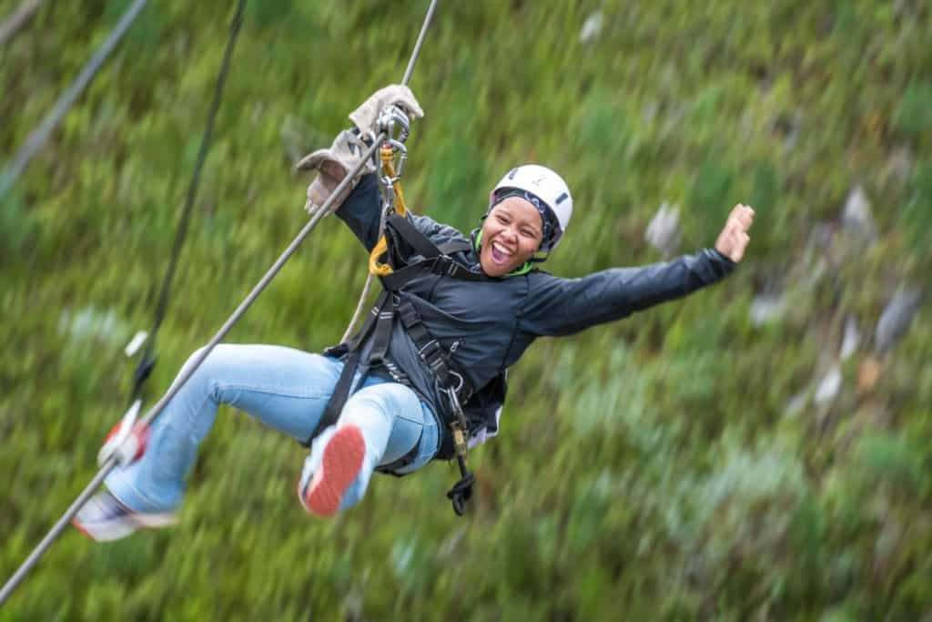 Love ziplining? Enter our #iSpySomethingWild competition!