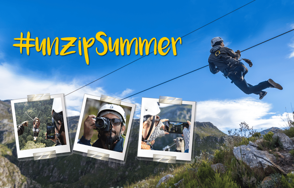 #unzipSummer: Zipline Adventure Photo Competition